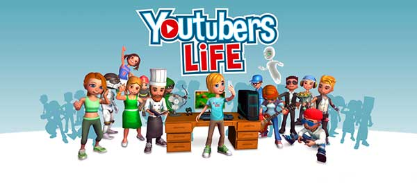 Five (+1) Free Android Games About YouTubers